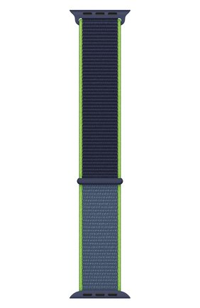 Мужской ремешок для apple watch 40mm sport loop APPLE синего цвета, арт. MXMP2ZM/A | Фото 2