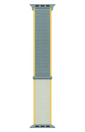 Мужской ремешок для apple watch 44mm sport loop APPLE голубого цвета, арт. MXMX2ZM/A | Фото 2