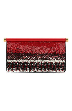 Женский клатч valentino garavani carry secrets VALENTINO красного цвета, арт. TW2B0F79/FNY | Фото 1