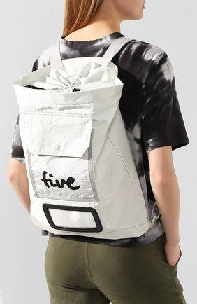 Женский рюкзак 5PREVIEW серого цвета, арт. W512 | Фото 2