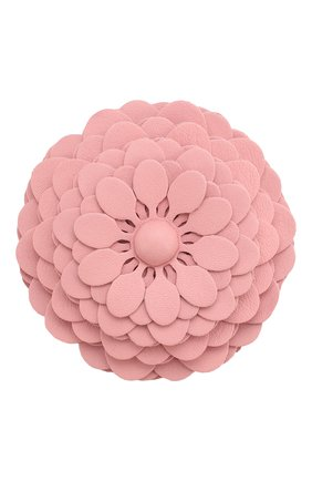 Женские украшение для сумки stud flower LOEWE розового цвета, арт. N691232X02 | Фото 1
