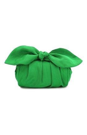 Женская сумка nane REJINA PYO зеленого цвета, арт. B24/VISC0SE | Фото 1