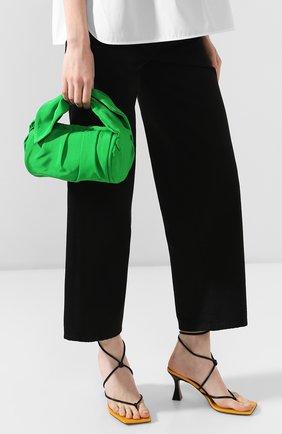Женская сумка nane REJINA PYO зеленого цвета, арт. B24/VISC0SE | Фото 2