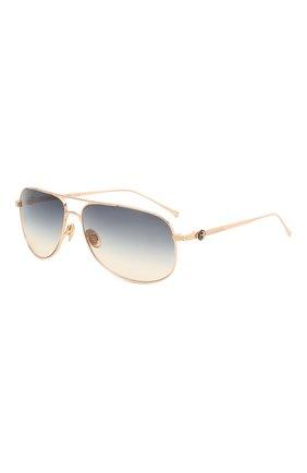 Мужские солнцезащитные очки BENTLEY золотого цвета, арт. B-1919/11 | Фото 1