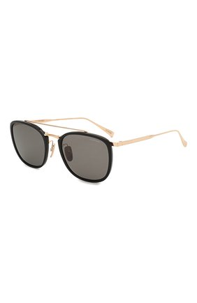 Мужские солнцезащитные очки CHOPARD черного цвета, арт. D60 700P | Фото 1