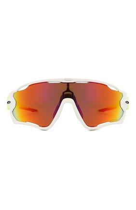 Женские солнцезащитные очки OAKLEY желтого цвета, арт. 9290-929058 | Фото 4