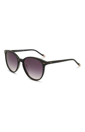 Женские солнцезащитные очки LE SPECS черного цвета, арт. LQQKS/1926359   Фото 1 (Тип очков: С/з; Оптика Гендер: оптика-женское; Очки форма: Круглые)