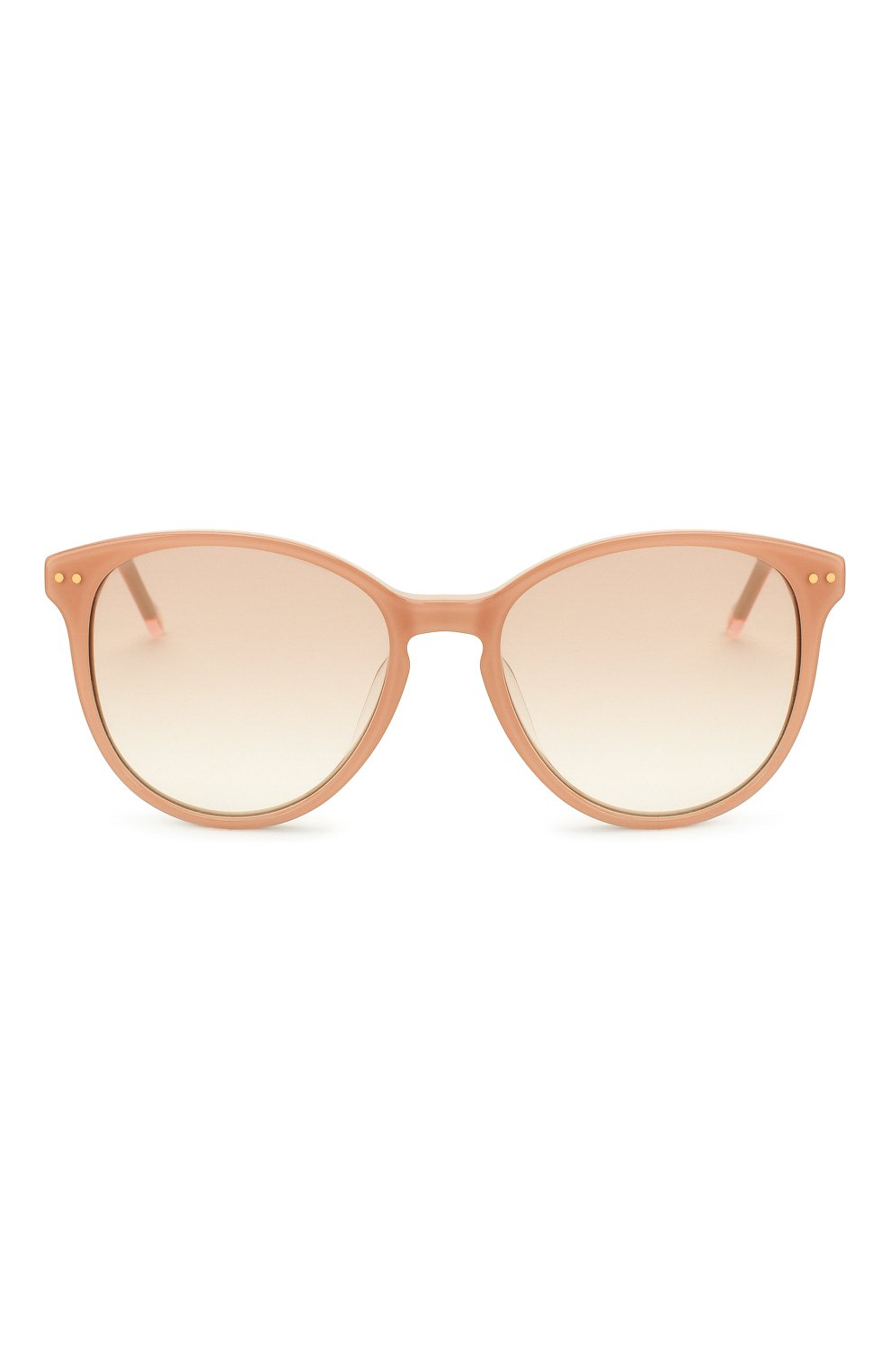 Женские солнцезащитные очки LE SPECS коричневого цвета, арт. LQQKS/1926360 | Фото 3