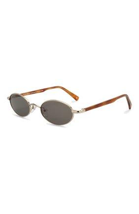 Женские солнцезащитные очки LE SPECS черного цвета, арт. S0RCERER/1926324   Фото 1 (Тип очков: С/з; Оптика Гендер: оптика-унисекс; Очки форма: Овальные)