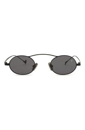 Женские солнцезащитные очки EYEPETIZER черного цвета, арт. BIRKIN 6-7 | Фото 3