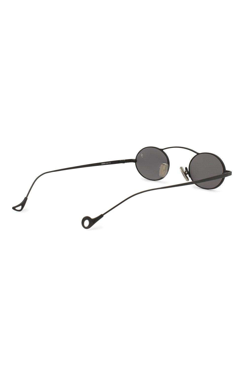 Женские солнцезащитные очки EYEPETIZER черного цвета, арт. BIRKIN 6-7 | Фото 4