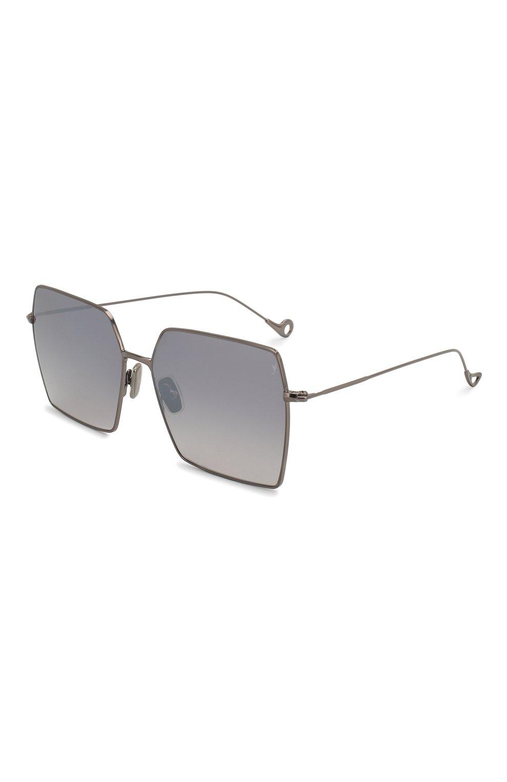 Женские солнцезащитные очки EYEPETIZER серого цвета, арт. R0DINE 3-17F | Фото 1