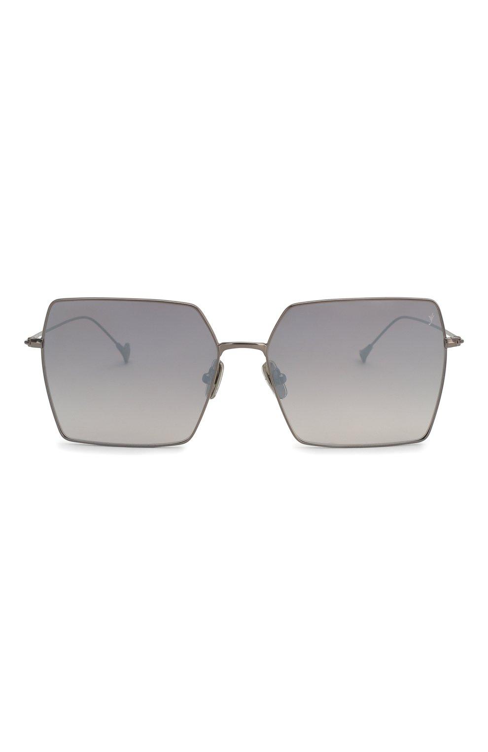 Женские солнцезащитные очки EYEPETIZER серого цвета, арт. R0DINE 3-17F | Фото 3