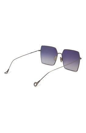 Женские солнцезащитные очки EYEPETIZER серого цвета, арт. R0DINE 3-17F | Фото 4