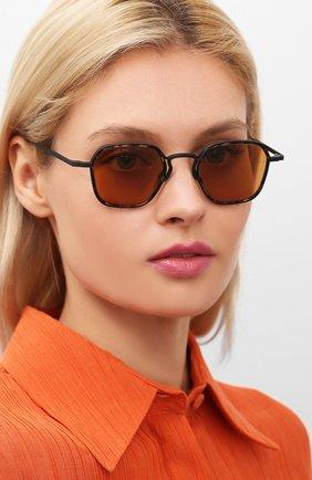 Мужские солнцезащитные очки JACQUES MARIE MAGE черного цвета, арт. WYATT JMMWT-58 | Фото 2