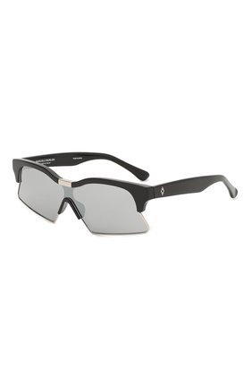 Мужские солнцезащитные очки MARCELO BURLON черного цвета, арт. MB3C1 SUN | Фото 1