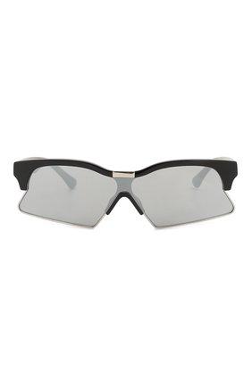 Мужские солнцезащитные очки MARCELO BURLON черного цвета, арт. MB3C1 SUN | Фото 2