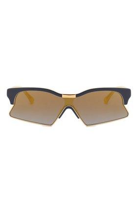 Женские солнцезащитные очки MARCELO BURLON синего цвета, арт. MB3C2 SUN | Фото 2