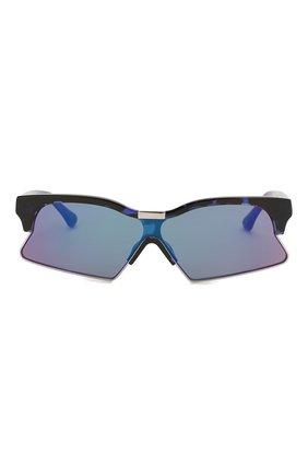 Женские солнцезащитные очки MARCELO BURLON синего цвета, арт. MB3C3 SUN | Фото 2