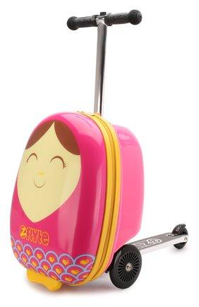 Самокат-чемодан Betty | Фото №1
