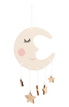 Детского мобиль moon BLOOMINGVILLE белого цвета, арт. 75230734 | Фото 1