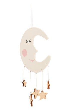 Детского мобиль moon BLOOMINGVILLE белого цвета, арт. 75230734 | Фото 2