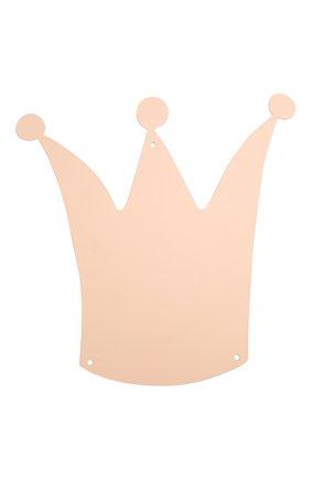 Детского магнитная доска princess BLOOMINGVILLE розового цвета, арт. 89115859 | Фото 1