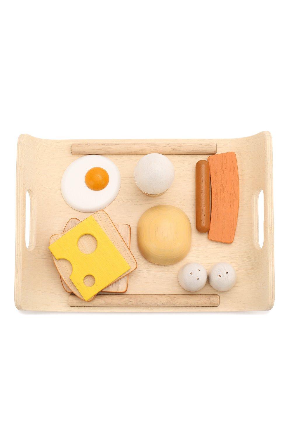 Детского игрушка набор завтрак PLAN TOYS разноцветного цвета, арт. 3415 | Фото 2