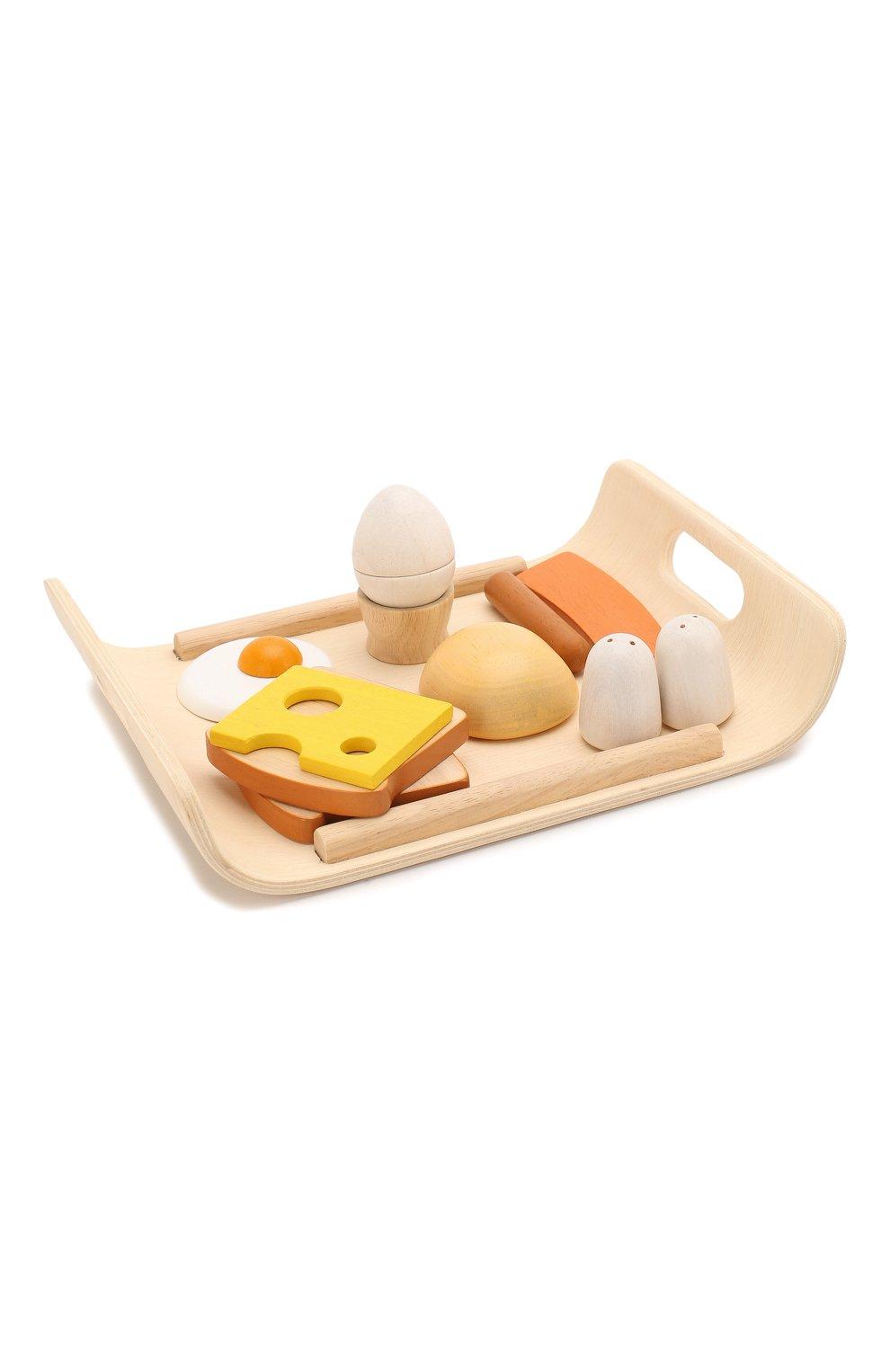 Детского игрушка набор завтрак PLAN TOYS разноцветного цвета, арт. 3415 | Фото 3
