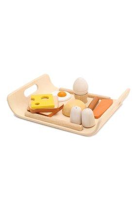Детского игрушка набор завтрак PLAN TOYS разноцветного цвета, арт. 3415 | Фото 4