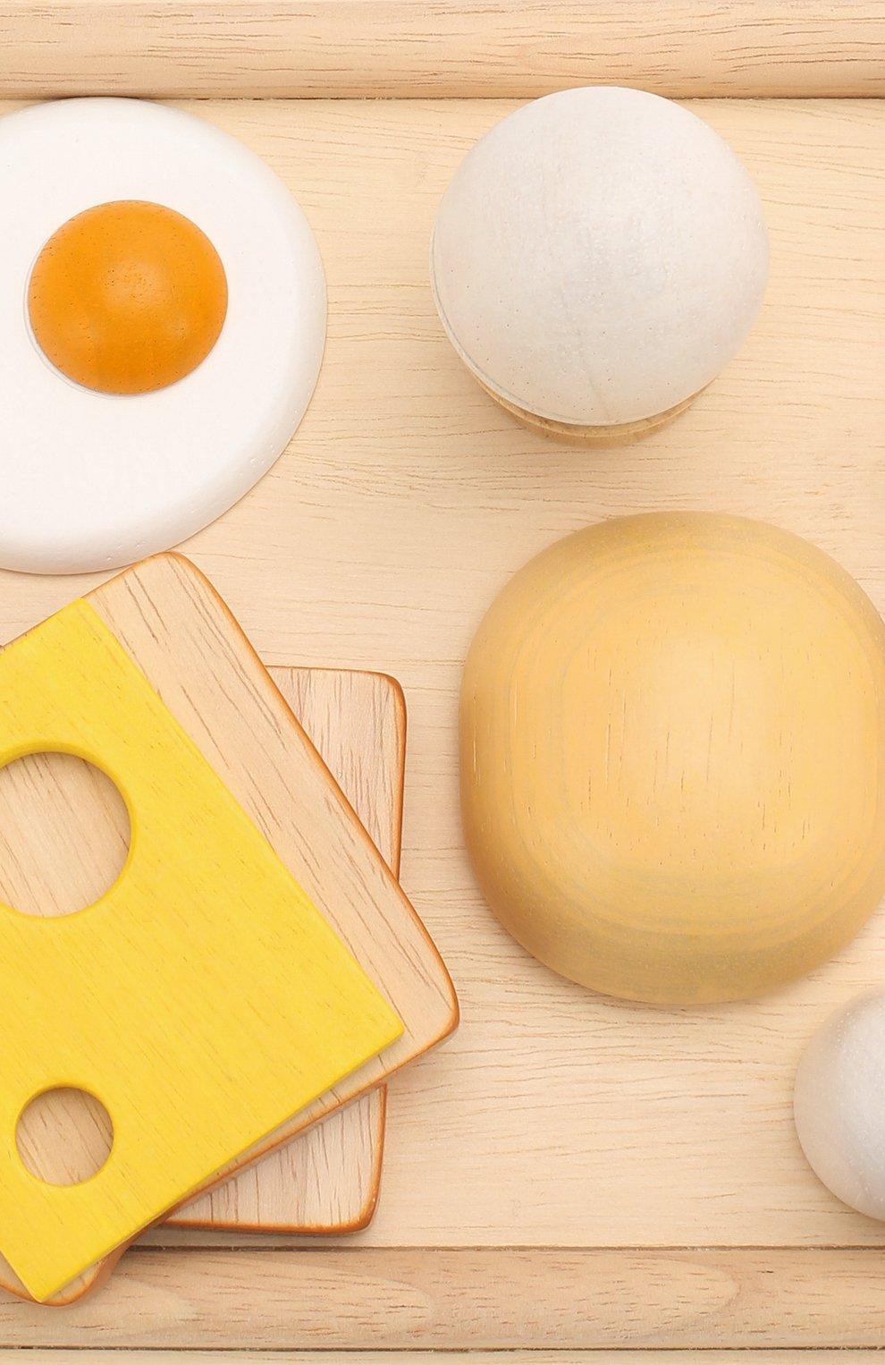 Детского игрушка набор завтрак PLAN TOYS разноцветного цвета, арт. 3415 | Фото 5