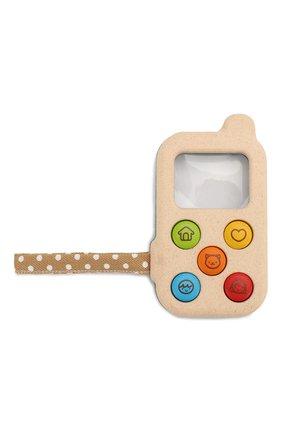 Детского игрушка телефон PLAN TOYS разноцветного цвета, арт. 5674 | Фото 2