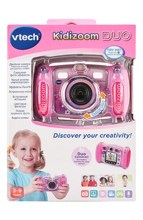 Детского игрушка цифровая камера kidizo VTECH разноцветного цвета, арт. 80-170853 | Фото 1