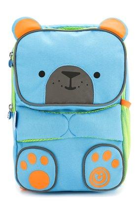 Детского рюкзак TRUNKI разноцветного цвета, арт. 0325-GB01 | Фото 1