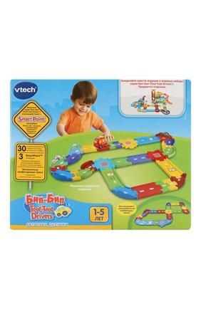 Детского игрушка автотрек делюкс VTECH разноцветного цвета, арт. 80-148126 | Фото 1