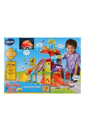Детского игрушка парковочная башня VTECH разноцветного цвета, арт. 80-152766 | Фото 1