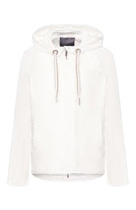 Женская куртка LORENA ANTONIAZZI белого цвета, арт. E2004CP062/2458 | Фото 1