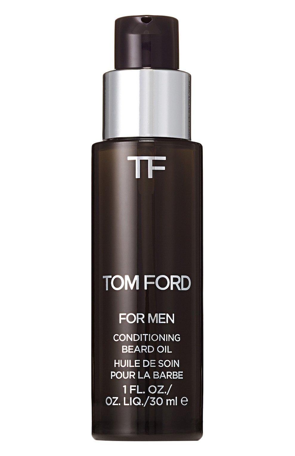 Мужская масло для бороды fabulous TOM FORD бесцветного цвета, арт. T7MH-01 | Фото 1