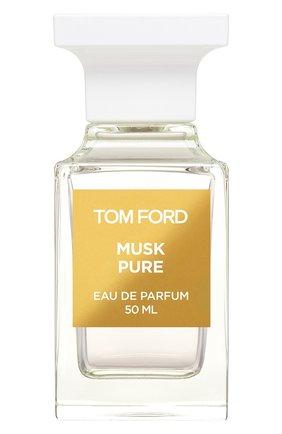 Женский парфюмерная вода musk pure TOM FORD бесцветного цвета, арт. T77C-01 | Фото 1