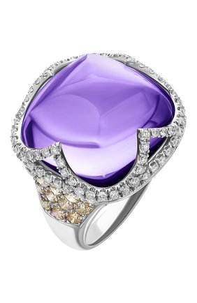 Женские кольцо JACOB & CO белого золота цвета, арт. 91534374 | Фото 1