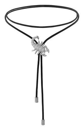 "Женские колье ""скорпион"" JACOB & CO бесцветного цвета, арт. 91739484 | Фото 1"
