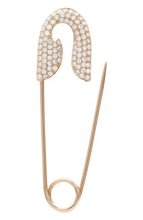 Женские брошь JACOB & CO розового золота цвета, арт. 91739492 | Фото 2
