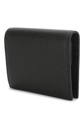 Женские кожаное портмоне MIU MIU черного цвета, арт. 5MV204-34-F0002 | Фото 2