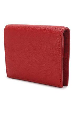 Женские кожаное портмоне MIU MIU красного цвета, арт. 5MV204-34-F068Z | Фото 2