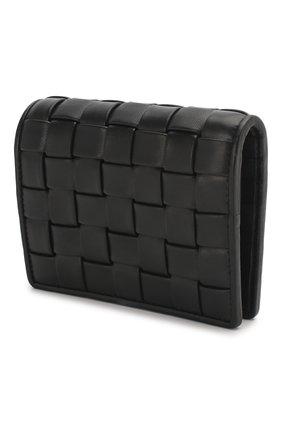 Женские кожаное портмоне MIU MIU черного цвета, арт. 5MV204-2D8K-F0002 | Фото 2