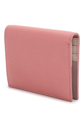 Женские кожаное портмоне MIU MIU розового цвета, арт. 5MV204-2BJI-F0387 | Фото 2