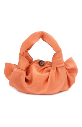 Женская сумка ascot two THE ROW оранжевого цвета, арт. W1219W972 | Фото 1