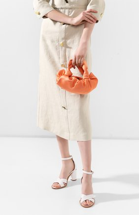 Женская сумка ascot two THE ROW оранжевого цвета, арт. W1219W972 | Фото 2