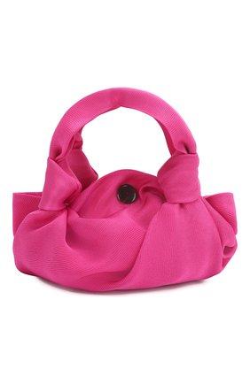 Женская сумка ascot two THE ROW фуксия цвета, арт. W1219W972 | Фото 1