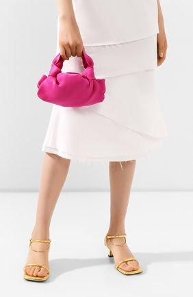 Женская сумка ascot two THE ROW фуксия цвета, арт. W1219W972 | Фото 2